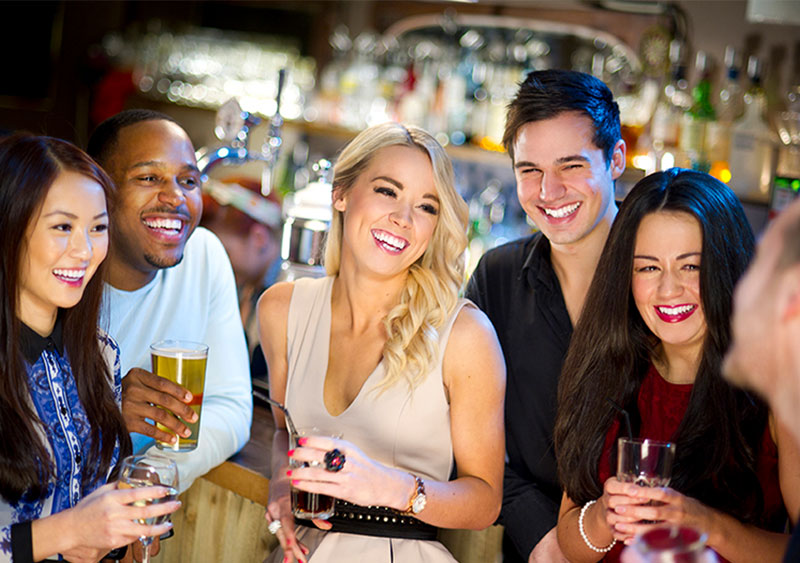 Group dating events