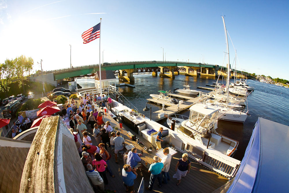 Newburyport, Bridge, Harbor, Outdoor Events